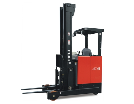 CQD16-20 (AC Electric Reach Truck-Sit-Down Type)